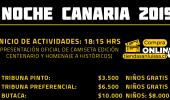 NOCHE CANARIA 2019
