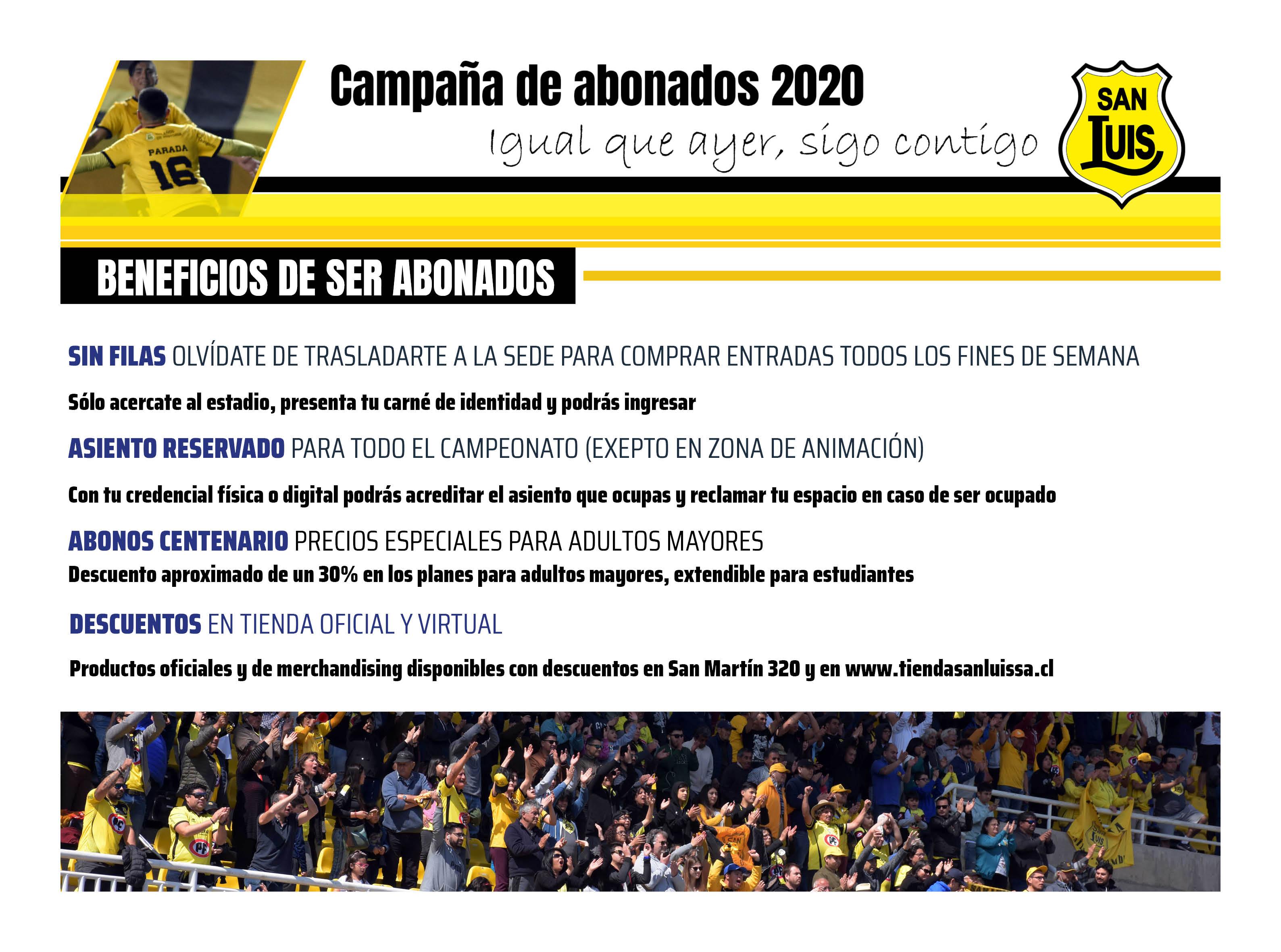 ABONOS 20207