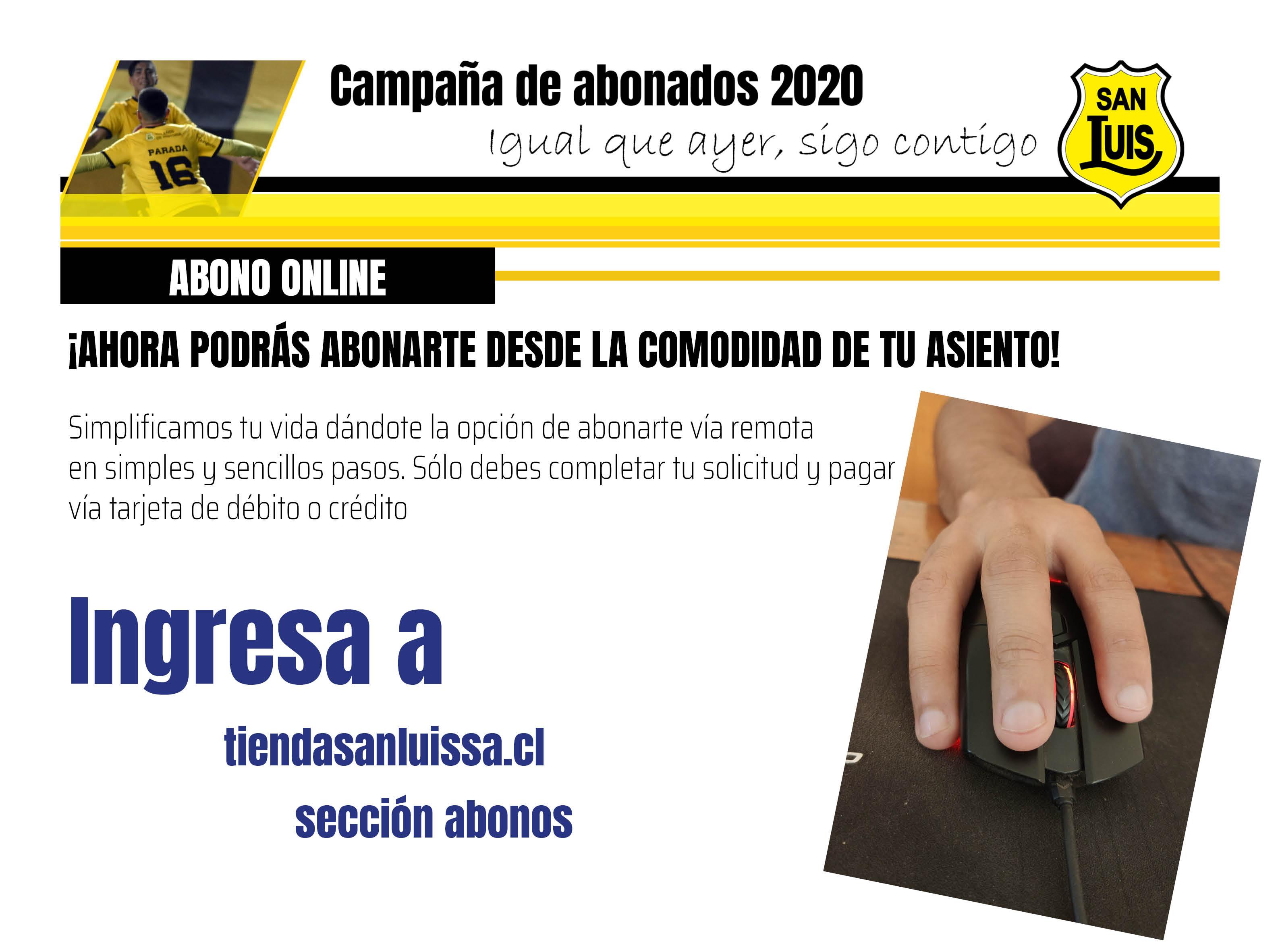 ABONOS 20209