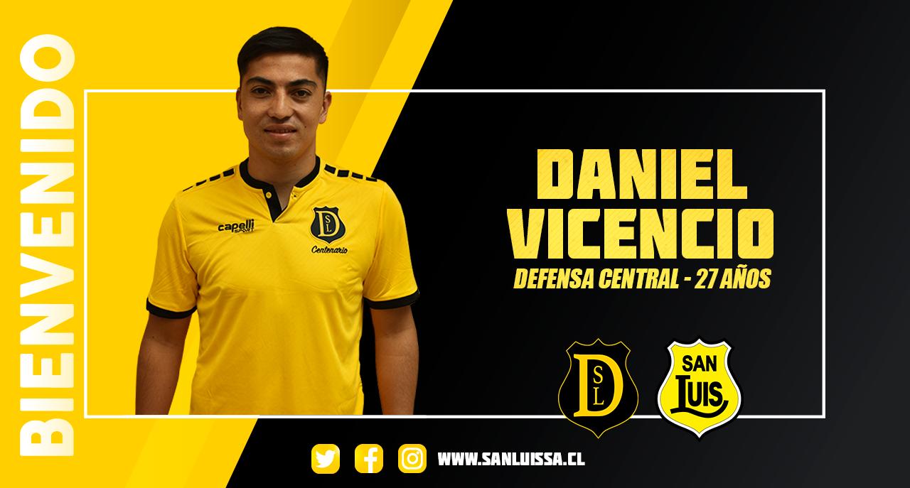 BIENVENIDA DANIEL VICENCIO