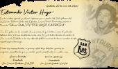 CARTA VICTOR HUGO CABRERA