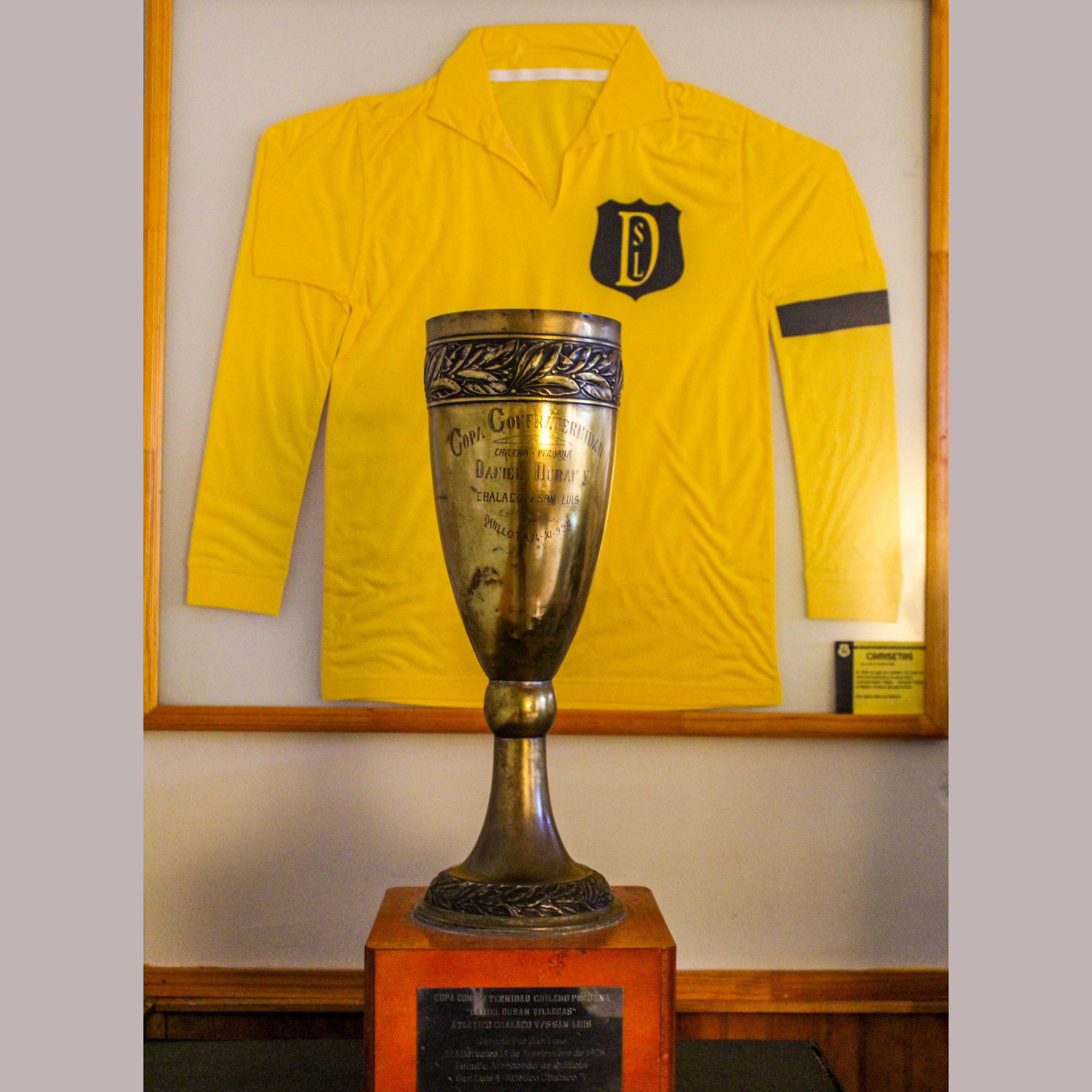 Camiseta 1928 y Copa Confraternidad 200 x 200
