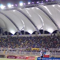 Inauguración Estadio Lucio Fariña Fernández